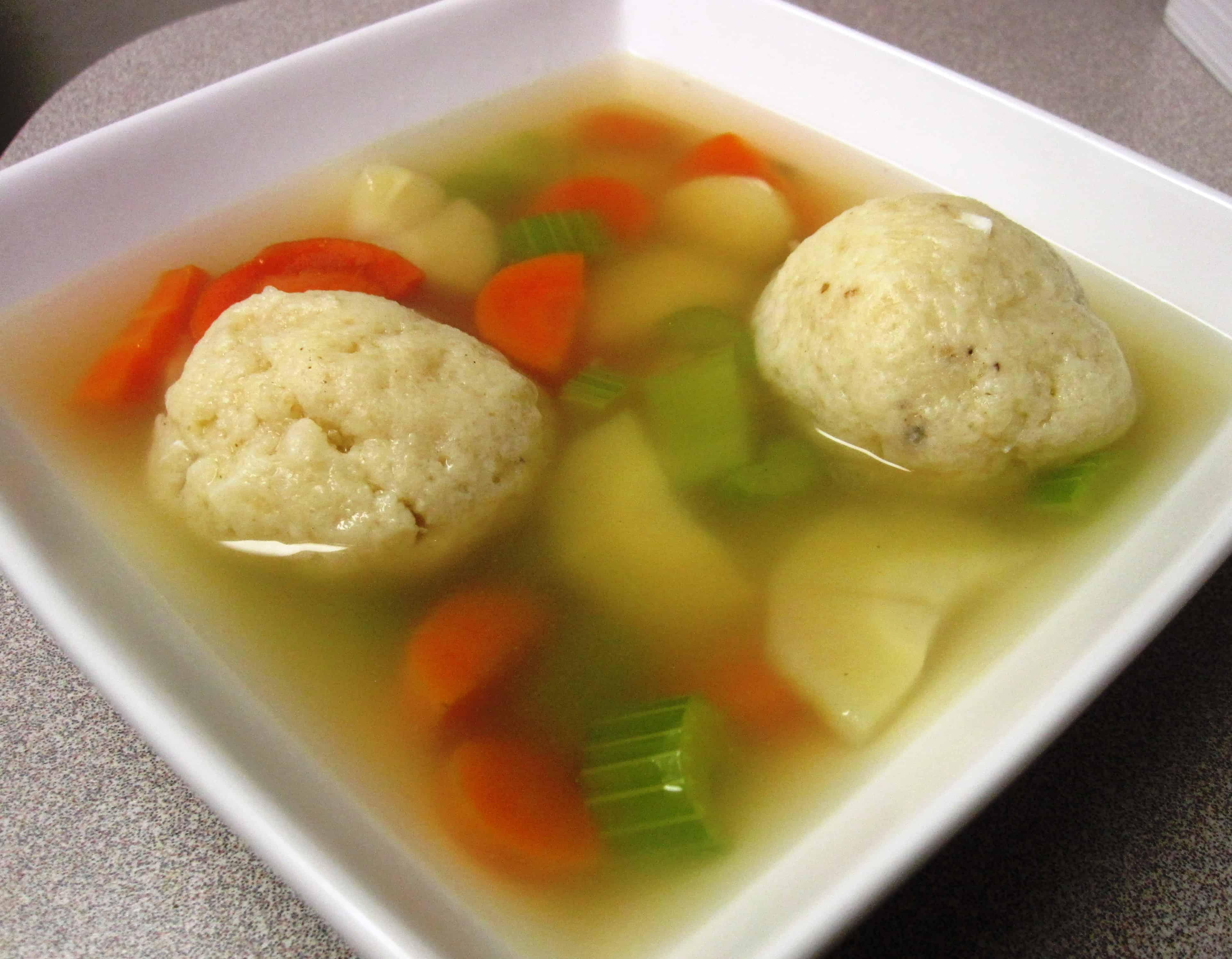 When Michael Jackson Loved Matzo Ball Soup