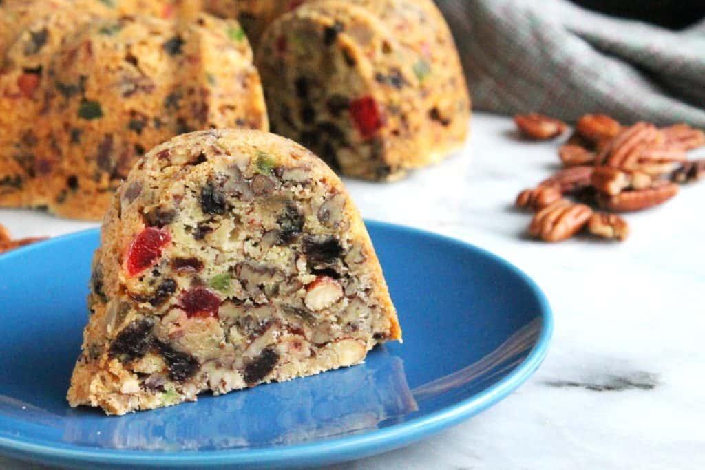Pecan Fruit Cake 3