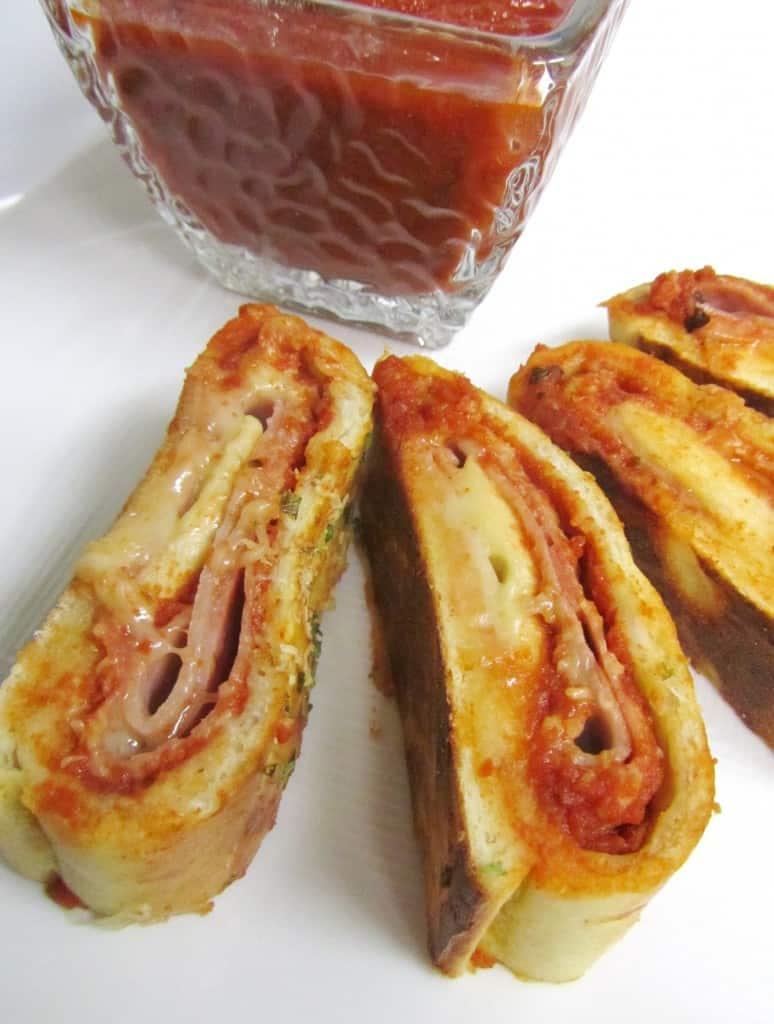 Stromboli | The Spiffy Cookie