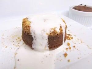 Smores Molten Lava Cake 1