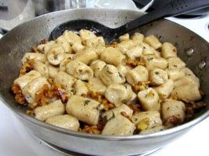 Goat Cheese Ricotta Gnocchi 3