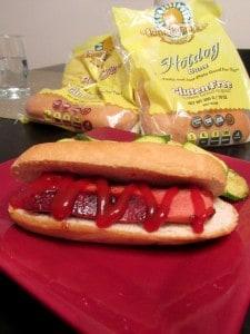 Kinnikinnick Hot Dog Buns