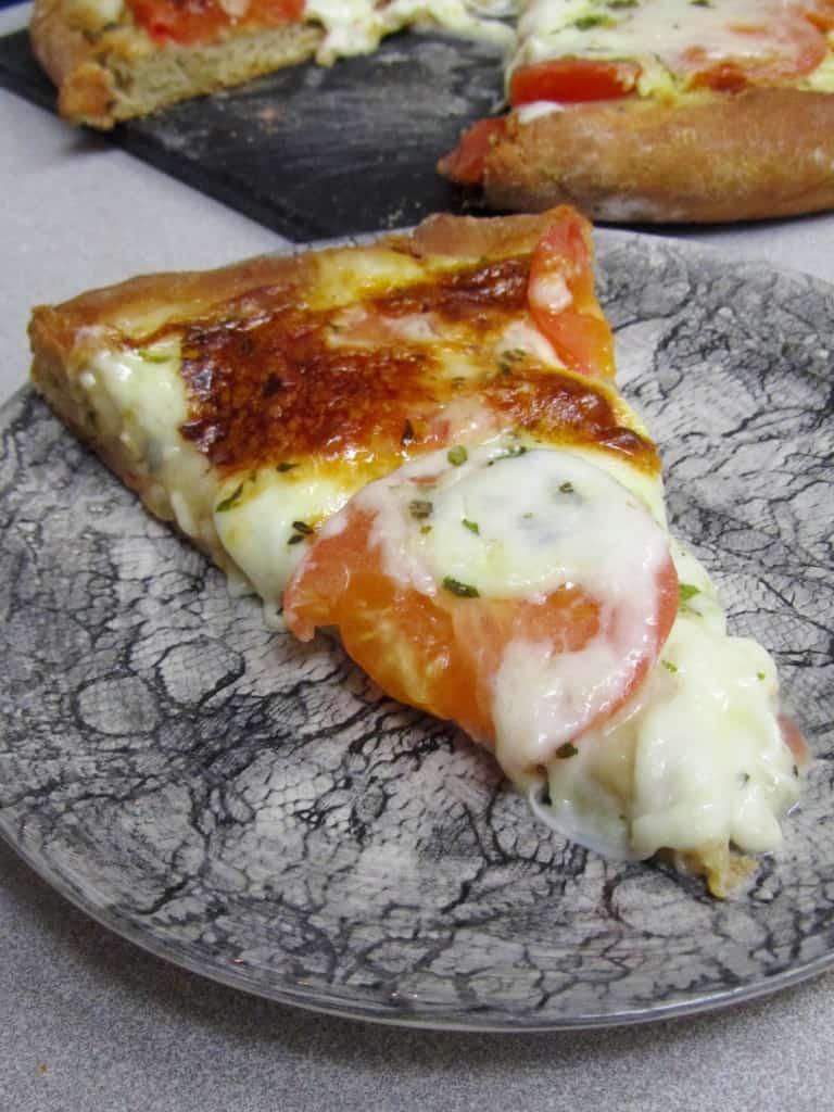 Garlic Lover's Pizza 2