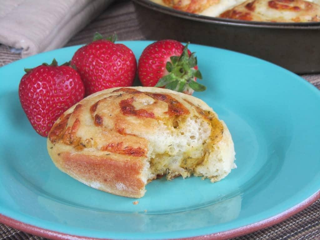 Pass the Cook Book Club: Smitten Kitchen\'s Cheddar Swirl Breakfast ...
