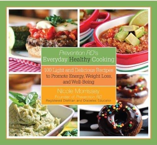 Prevention RD Cookbook