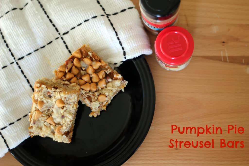 Pumpkin Pie Streusel 1a