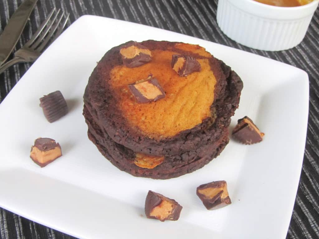 Vegan Buckeye Pancakes 1
