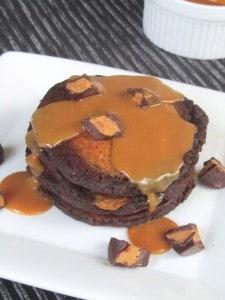 Vegan Buckeye Pancakes 2