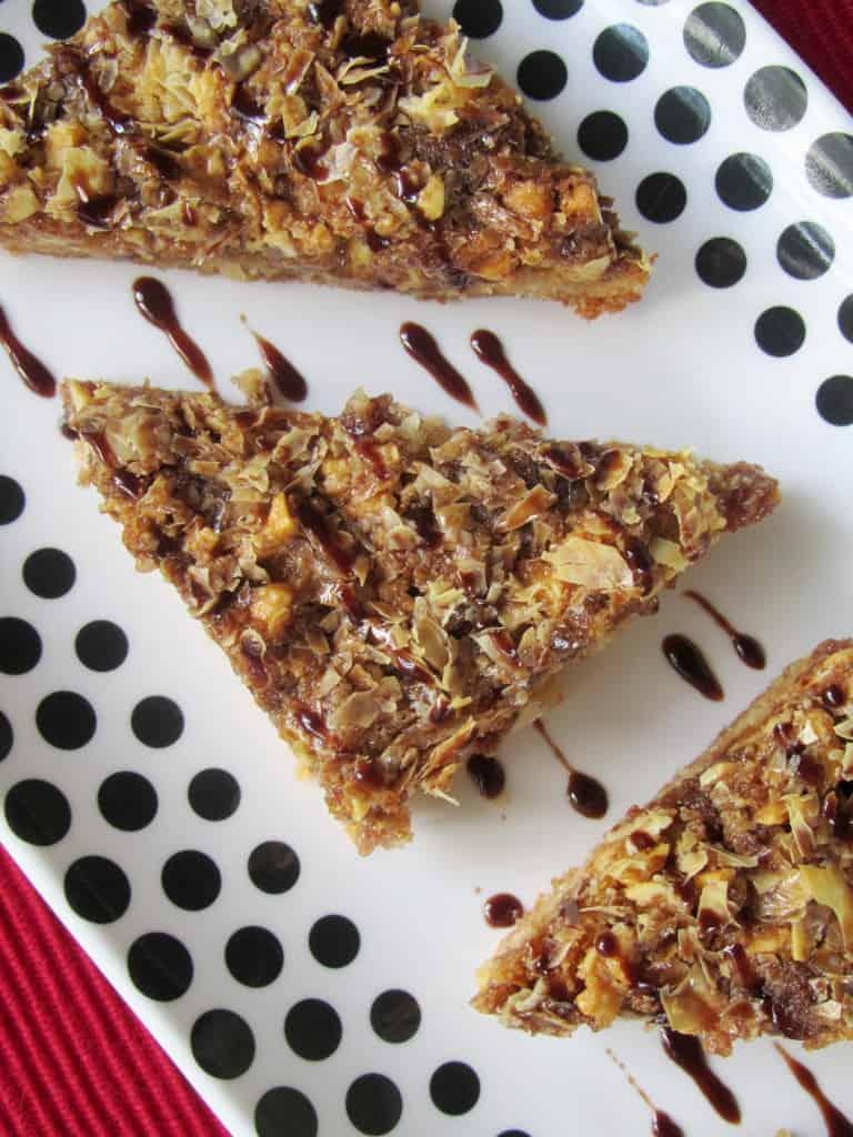 Peanut Butter Baklava Bars 2