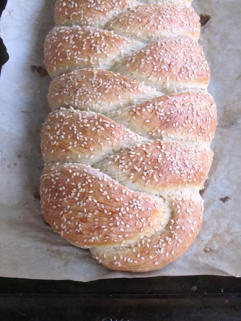 Homemade Italian Bread Amp Garlic Bread The Spiffy Cookie