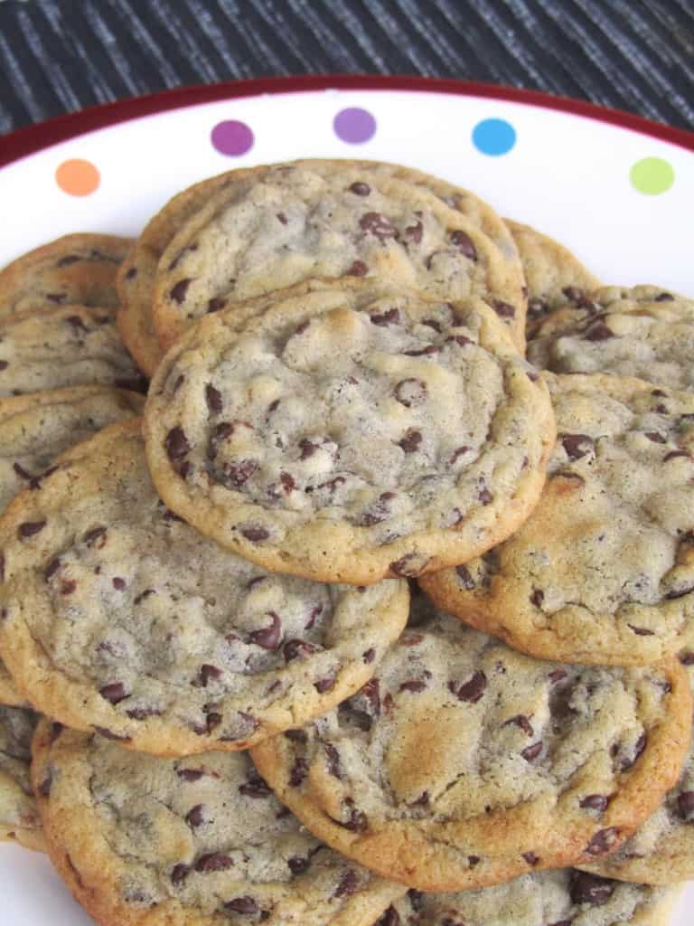 Brown Sugar Melted Butter Chocolate Chip Cookies