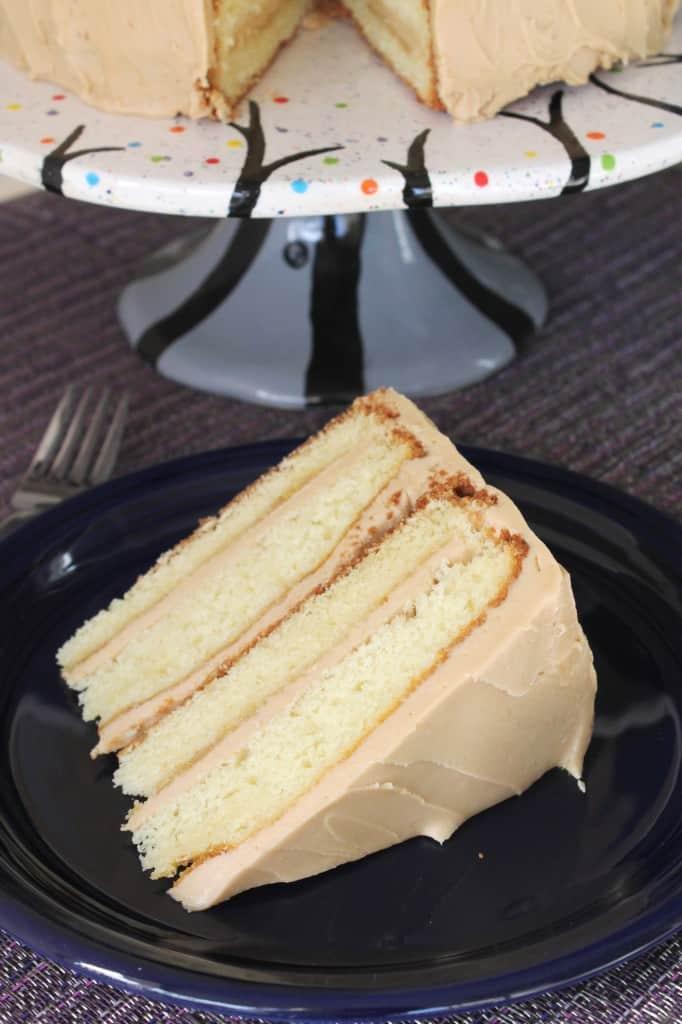 Southern Caramel Cake 2