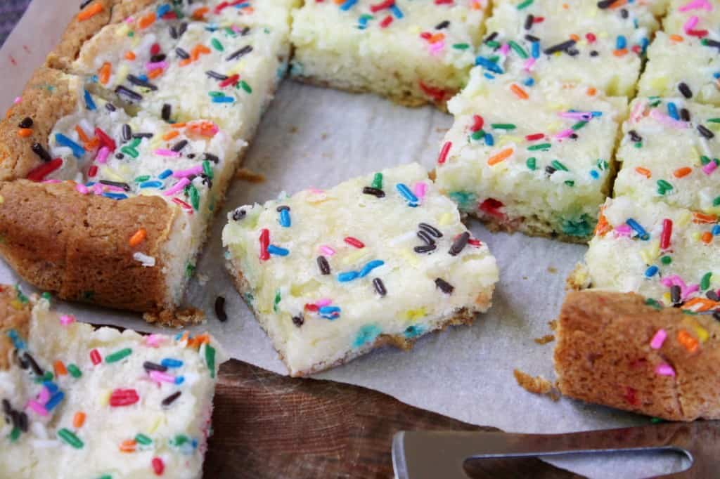 Funfetti Gooey Butter Cake 2