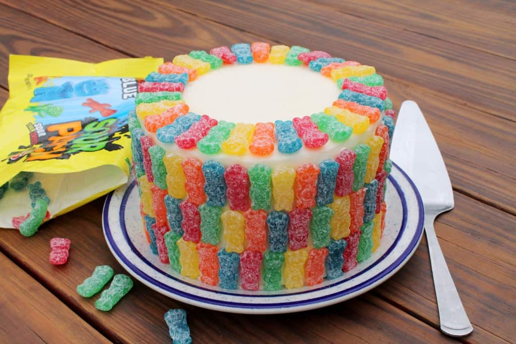Sour Patch Cake Recipe