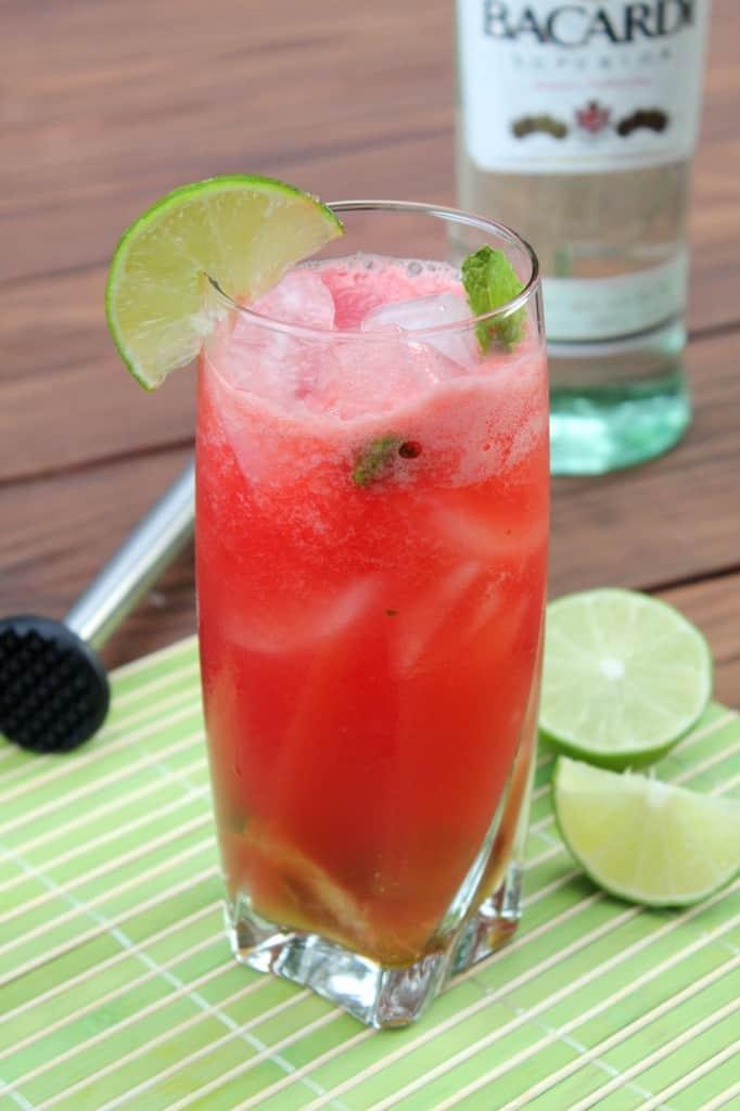 Watermelon Mojito 1