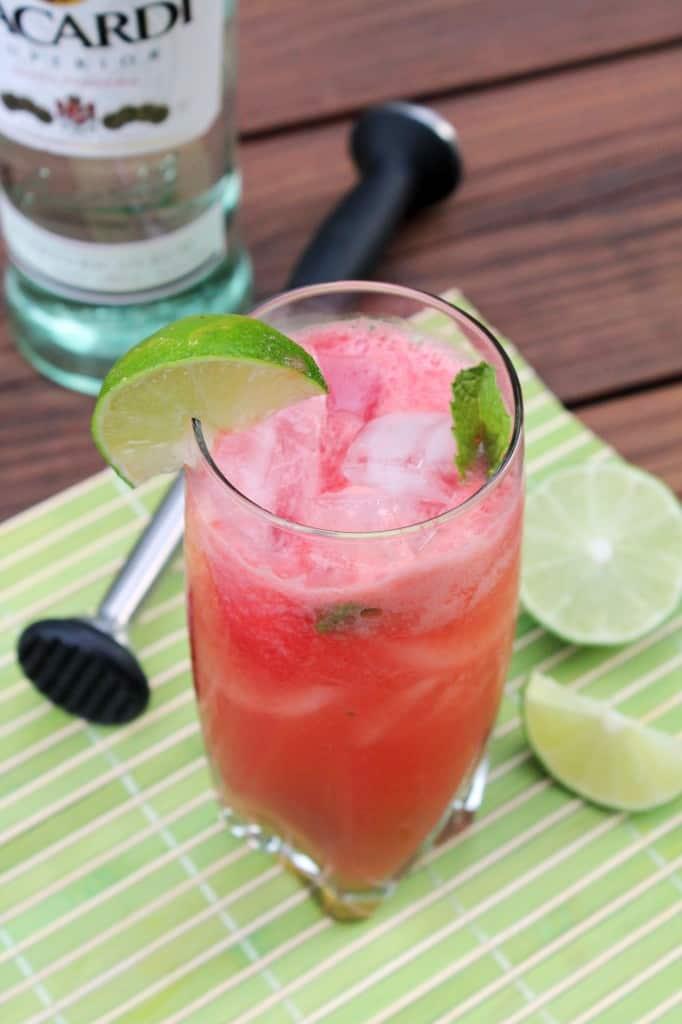 Watermelon Mojito 2