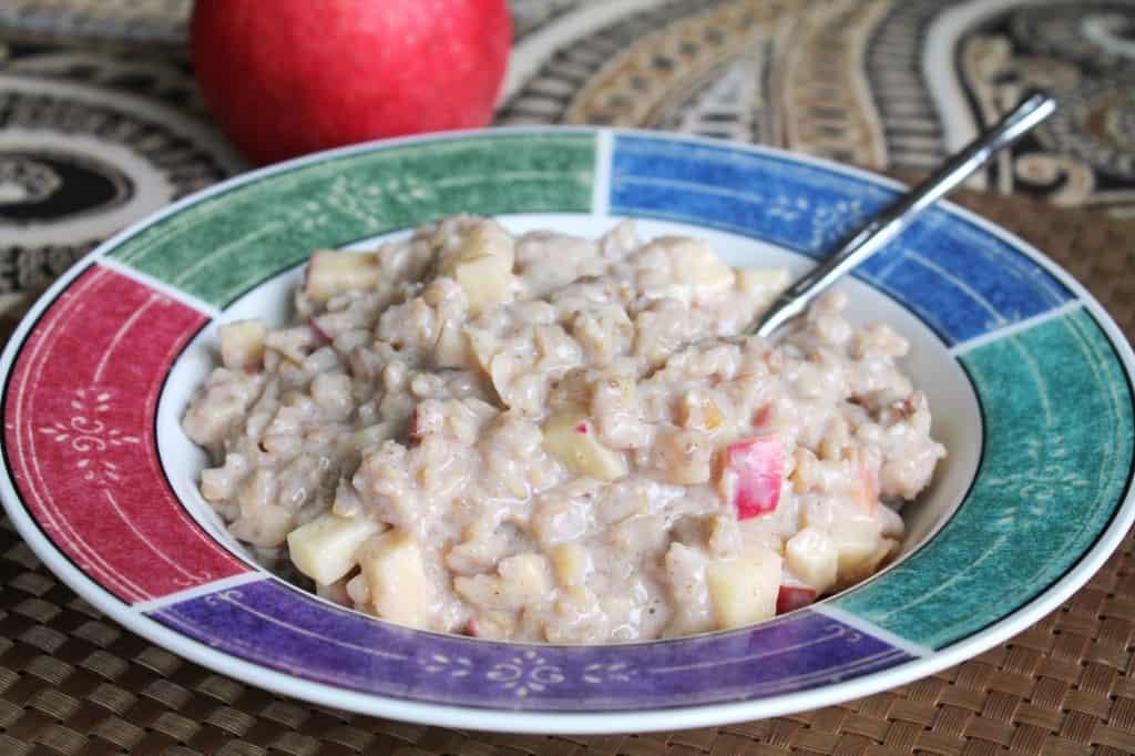 Apple Harvest Oatmeal 2
