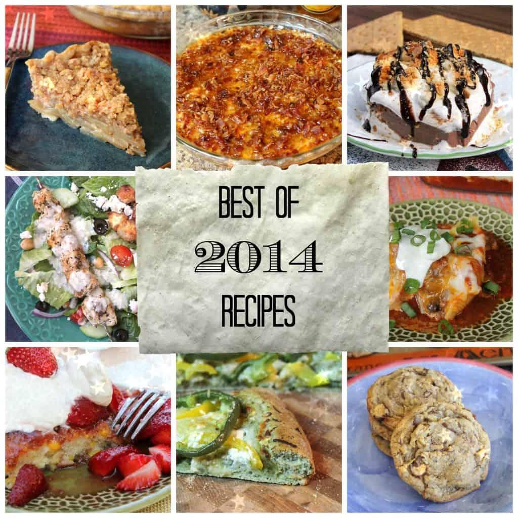 Best of 2014 Recipes