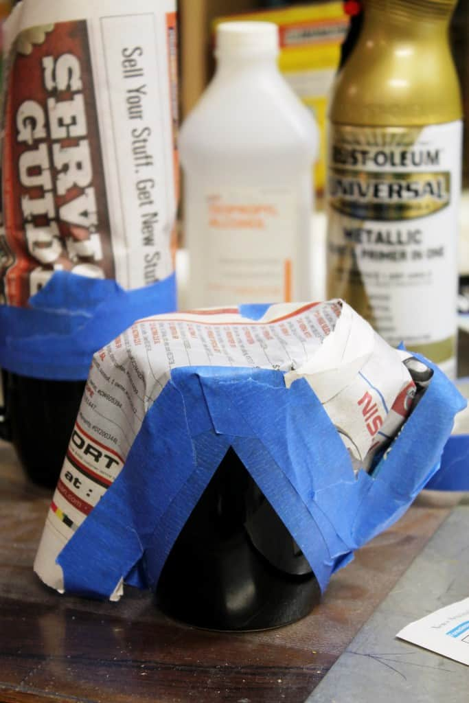 DIY Painted Mugs 1