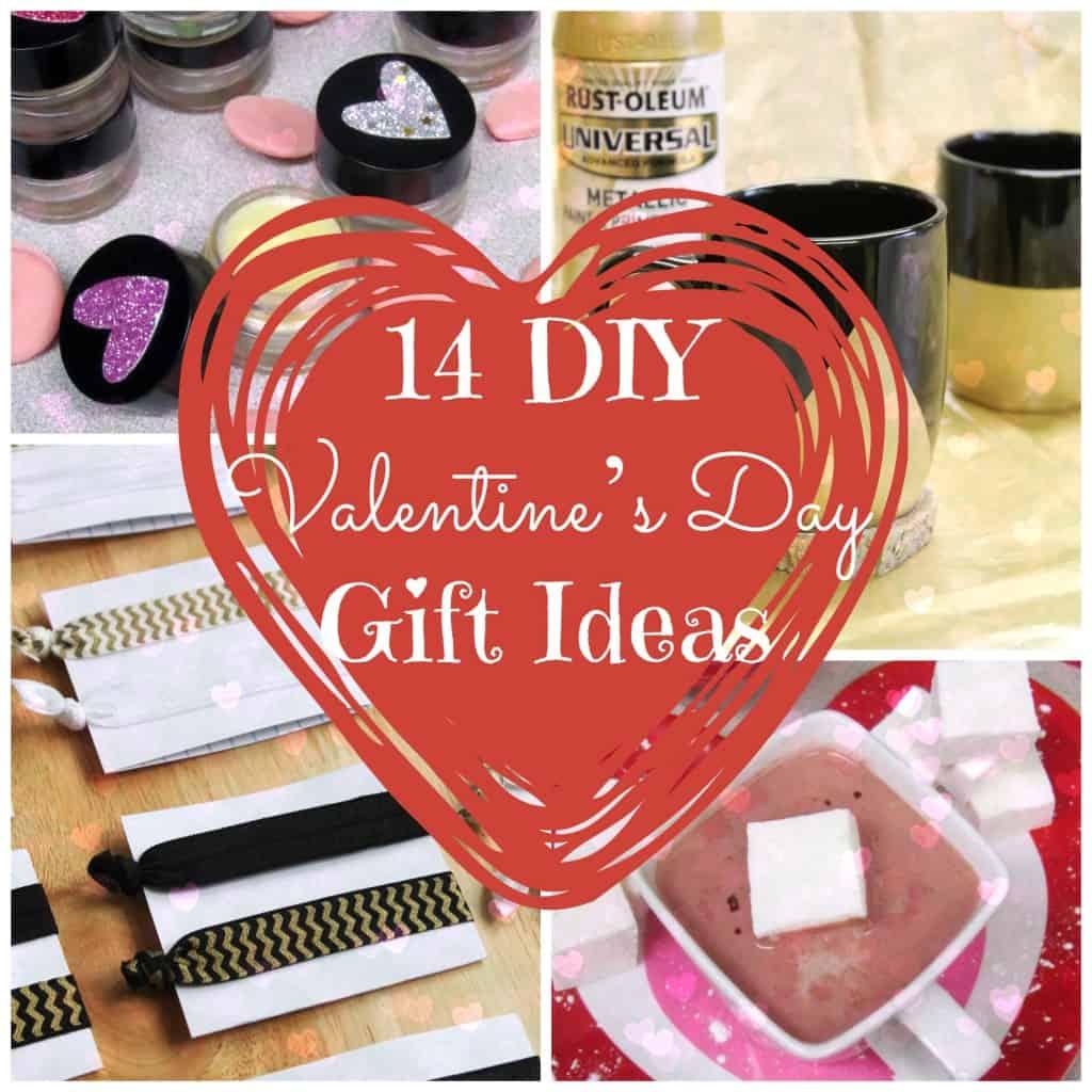 14 Diy Valentine S Day Gift Ideas The Spiffy Cookie
