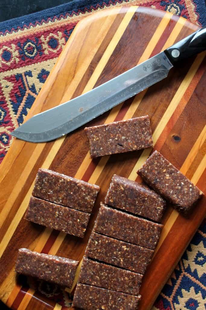 German Chocolate Larabars 1