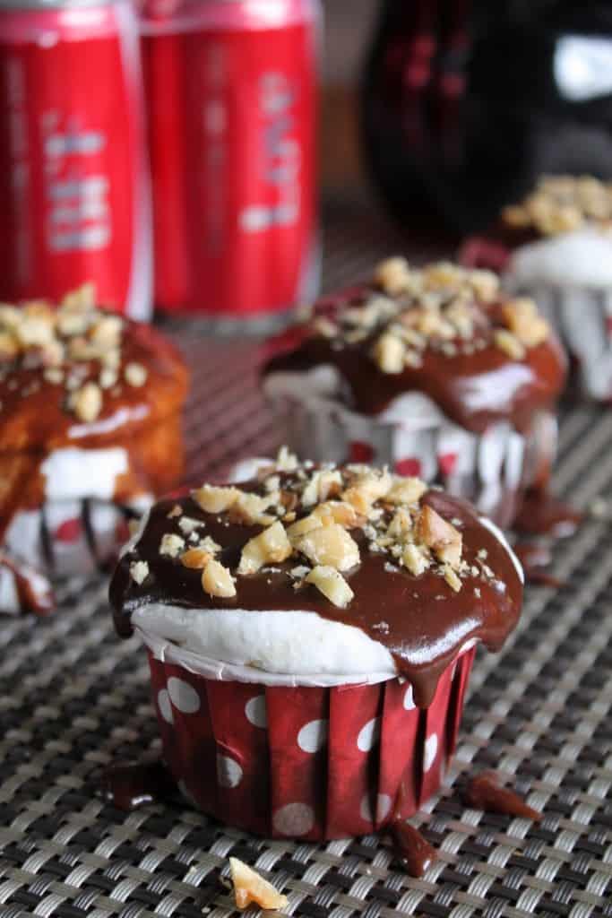 Coke Cupcakes 4