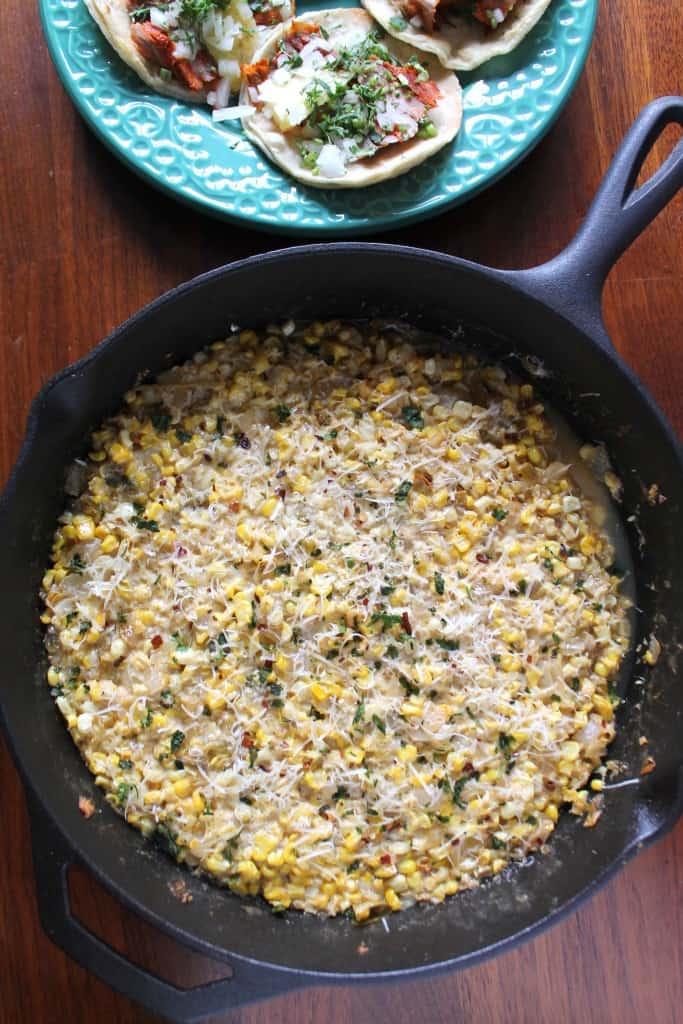 Mexican Corn Casserole 1
