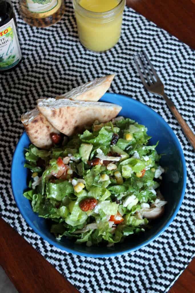 Chopped Village Salad 2