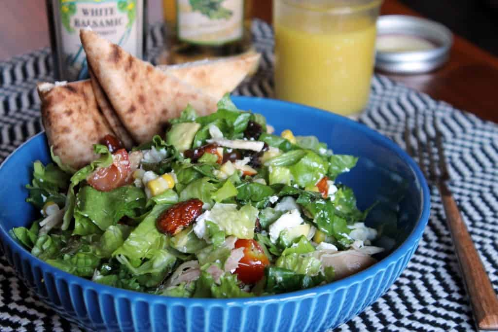 Chopped Village Salad 3