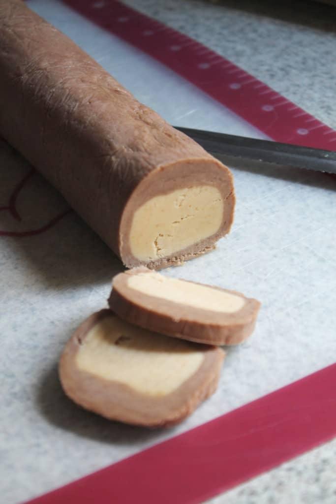 Buckeye Shortbread Cookies 3