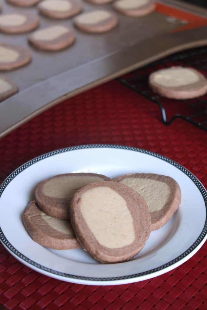 Buckeye Shortbread Cookies 4