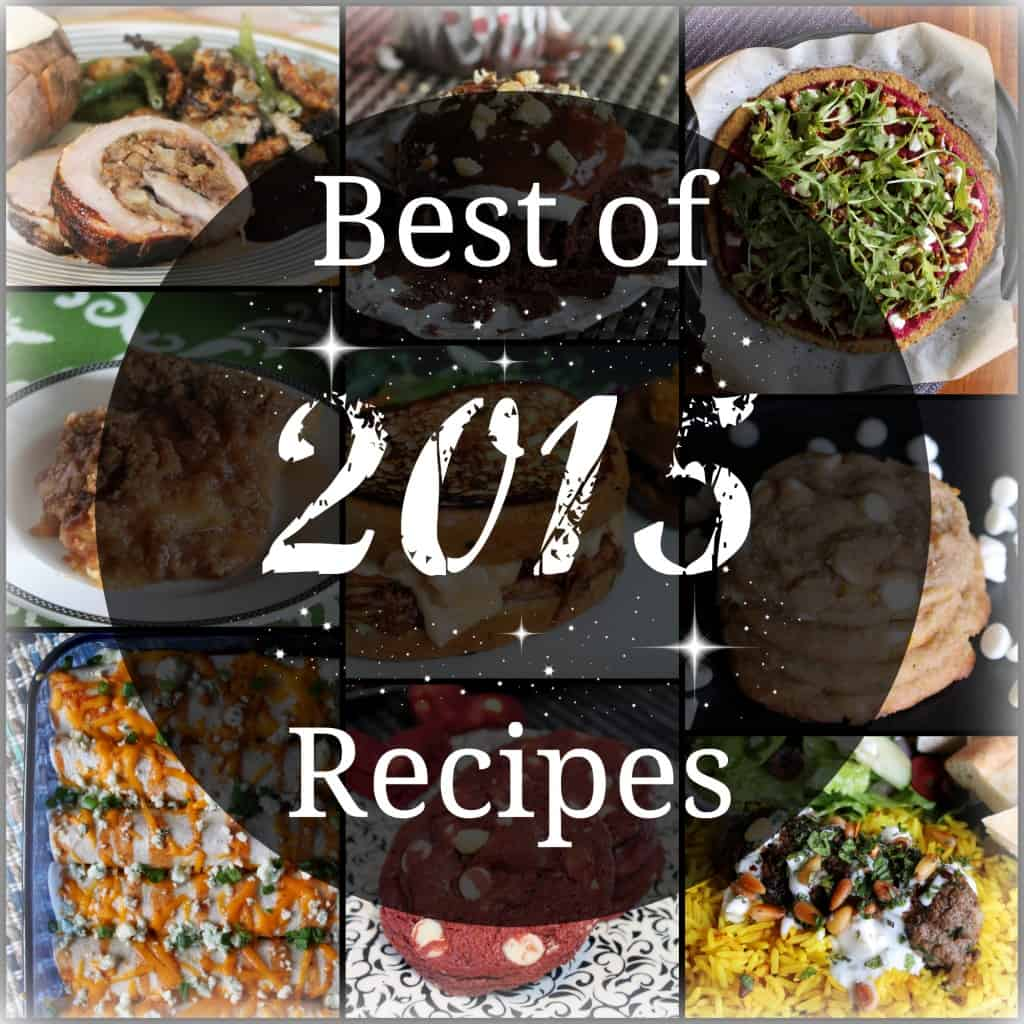 Best of 2015 Recipes