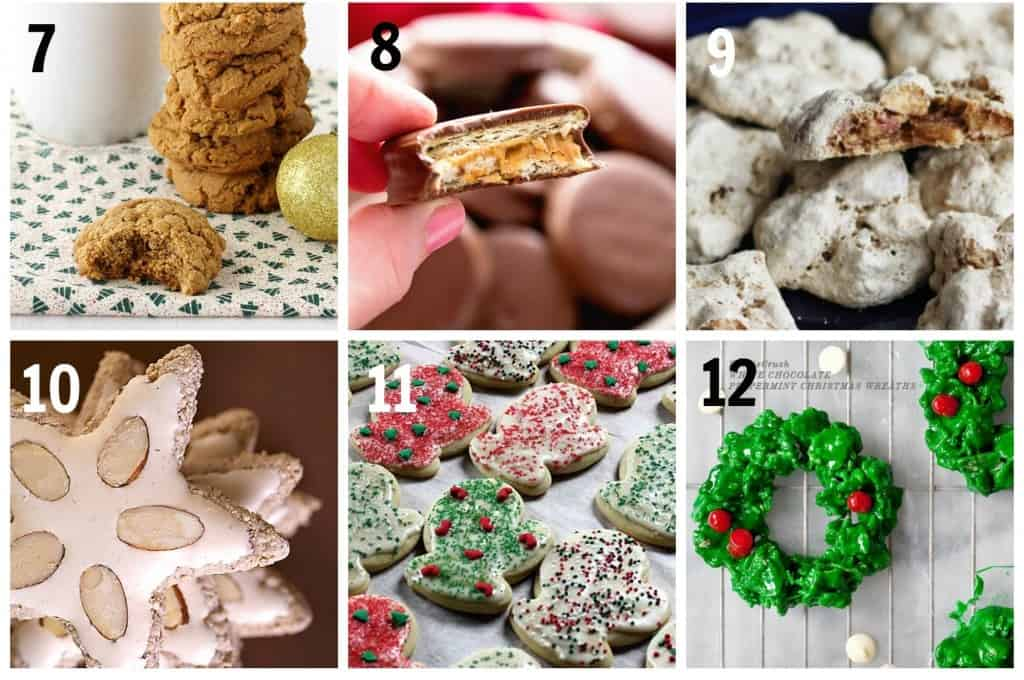 Bloggers' 40+ Favorite Holiday Cookies | The Spiffy Cookie