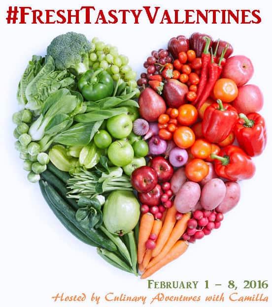 FreshTastyValentines Logo