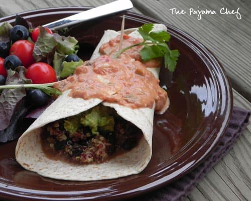 southwest-burritos