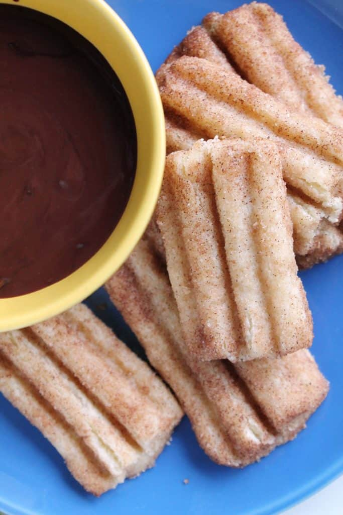 Churro Cookies 1