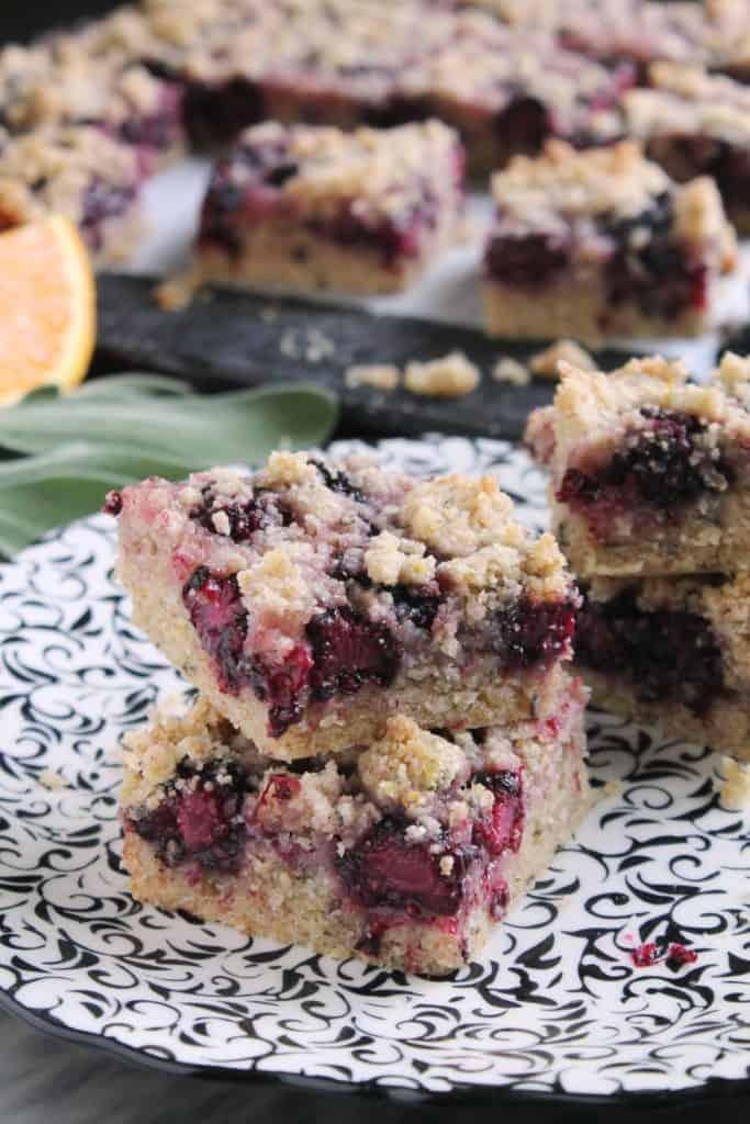 Blackberry-Sage Pie Bars 3