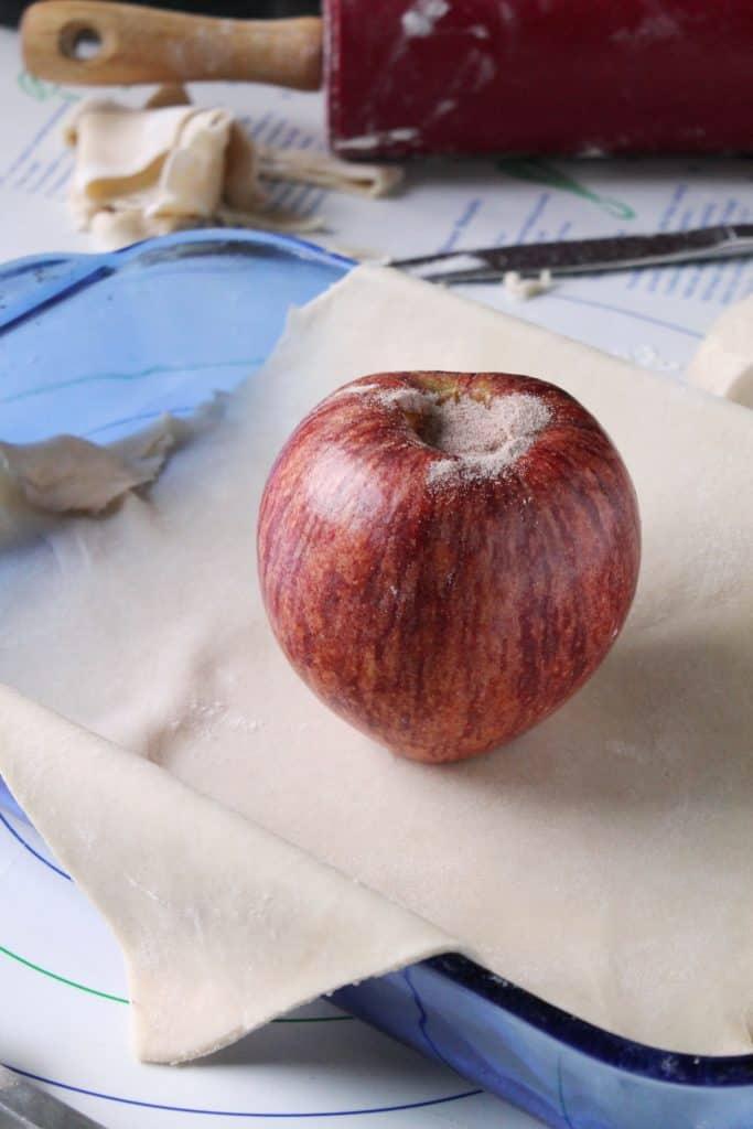 Brown Sugar Apple Dumplings 1