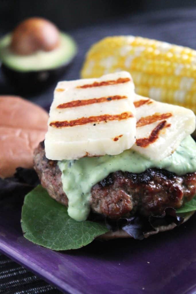 Green Goddess Burgers 2