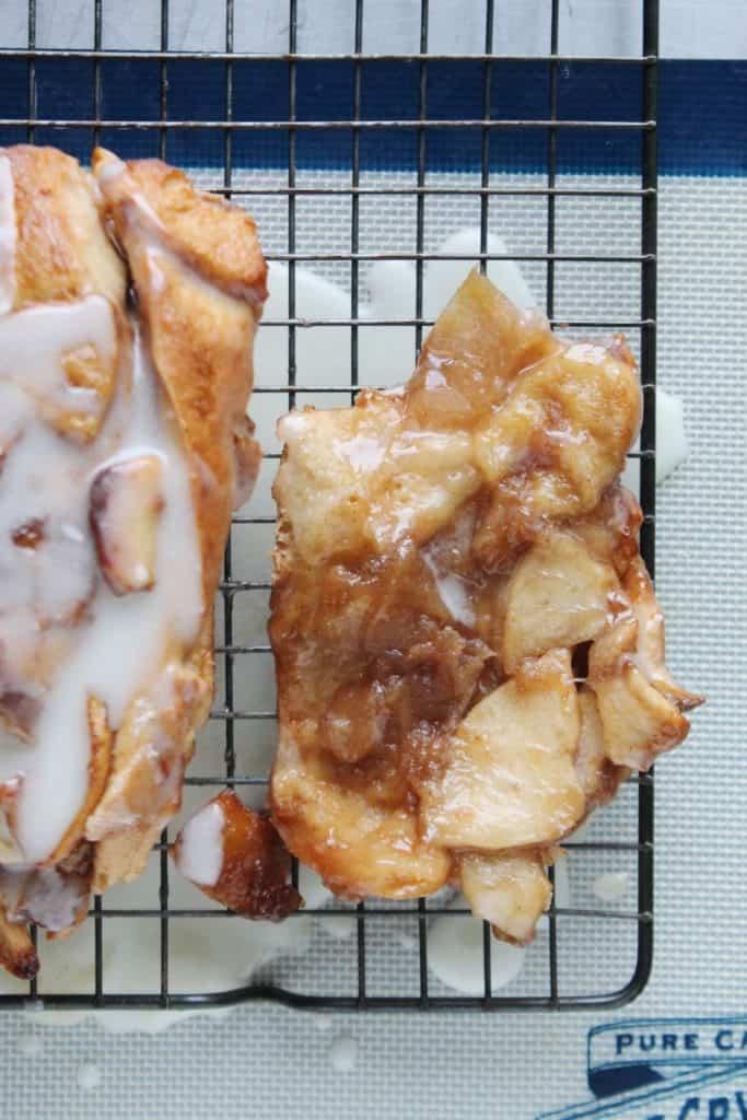 Apple Fritter Bread 4