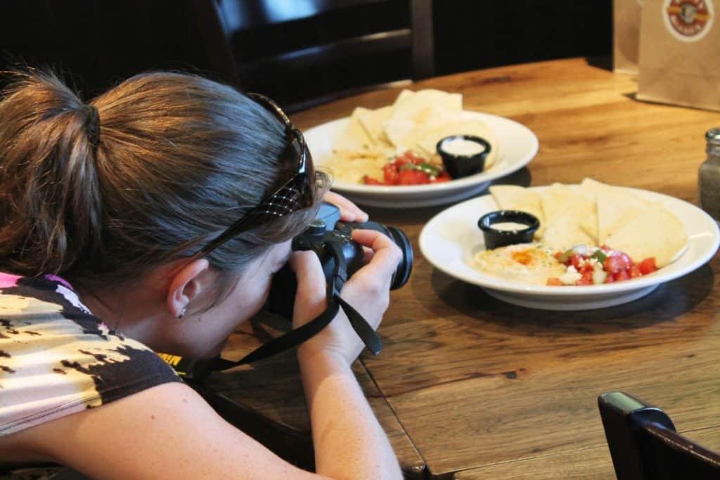 Blogger Hummus