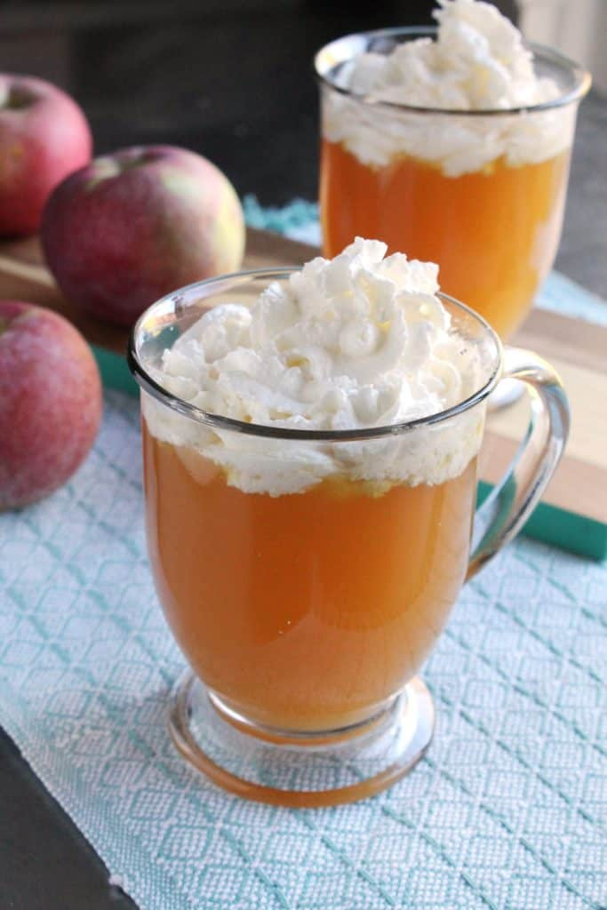 Salted Caramel Apple Cider Bliss 1
