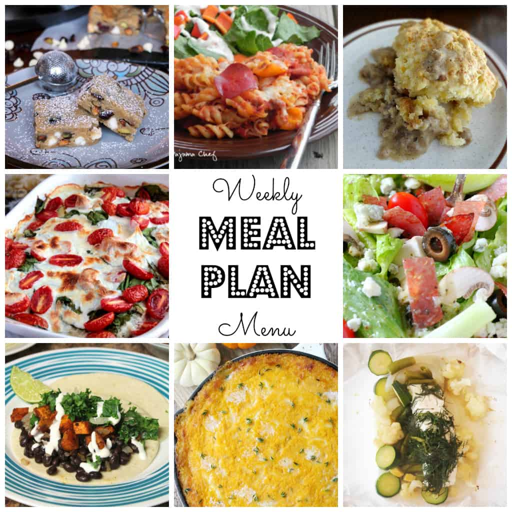 Weekly Meal Plan #40-square