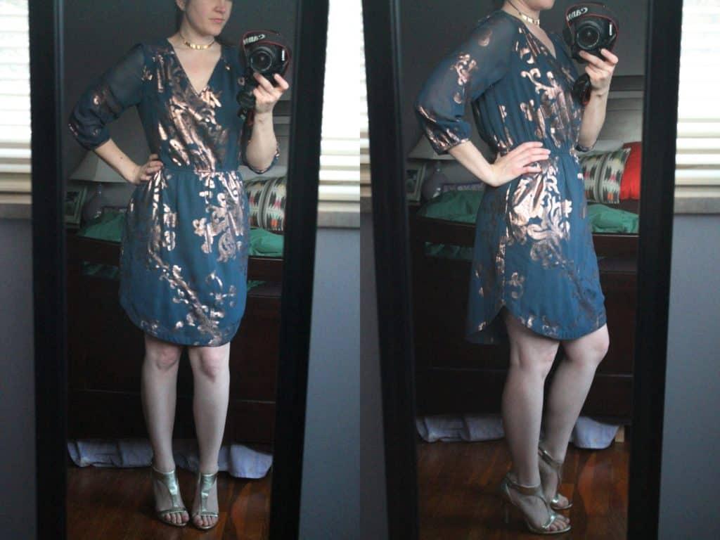 Skies are Blue Adriane Dress