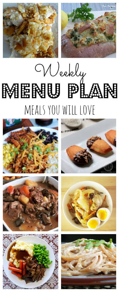 Pin this to your meal planning board for easy access all week long