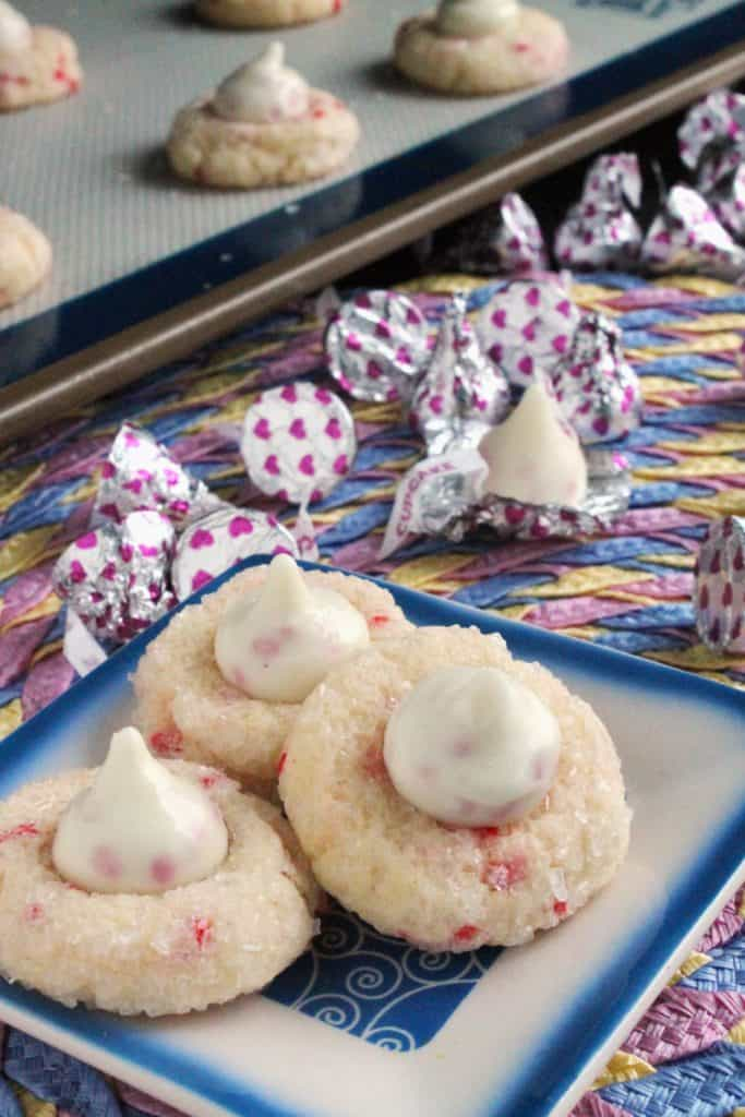 Funfetti Cupcake Blossom Cookies 1