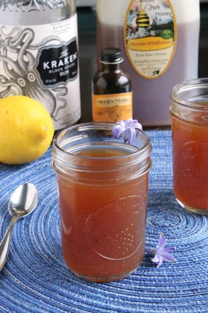 Boozy Tea Time 1