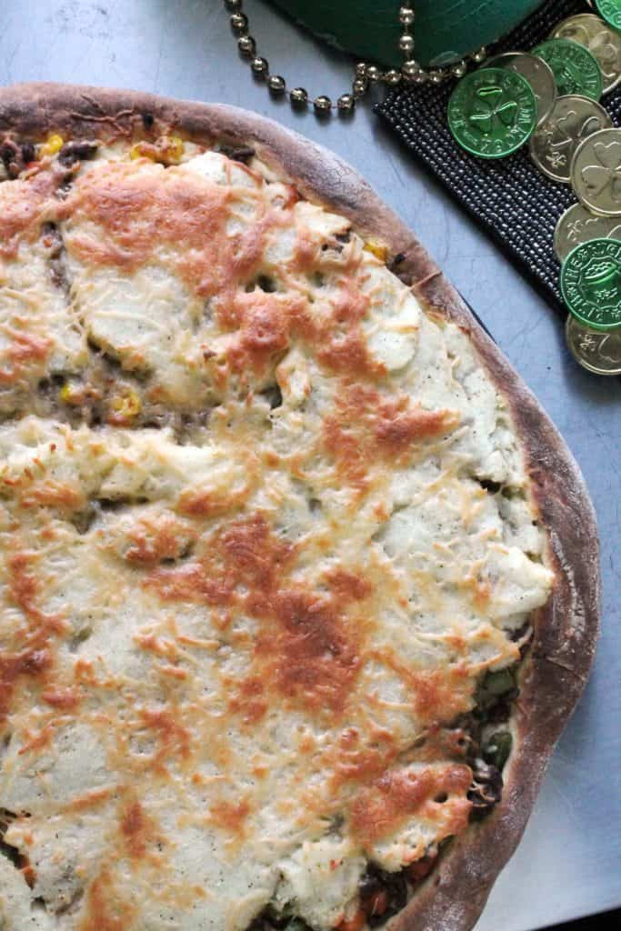 Shepherd's Pie Pizza 2