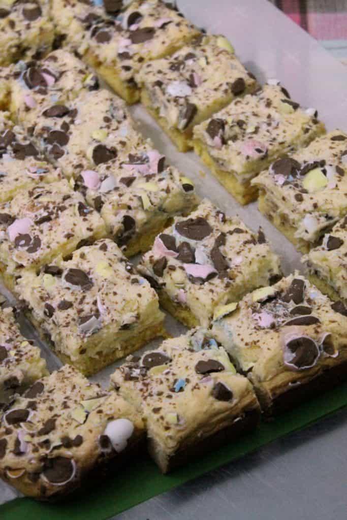 Easter Gooey Butter Cake 4
