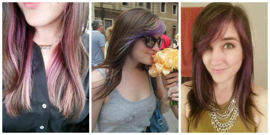 Living With Unnatural Hair Color The Truth How To Keep It Vibrant